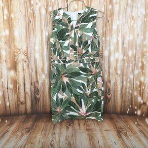 NWT Brooks Brothers Tropical Sheath Dress